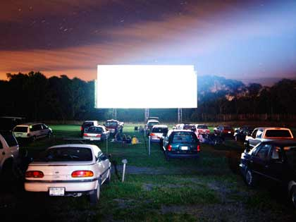 Drive-in Movie Theatres In Ontario