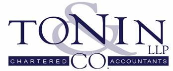 Tonin &amp; Co, Chartered Accountants, Guelph, Ontario